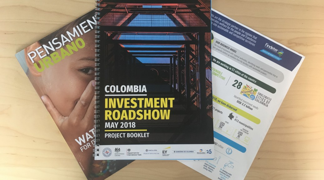 Colombia Investment Roadshow