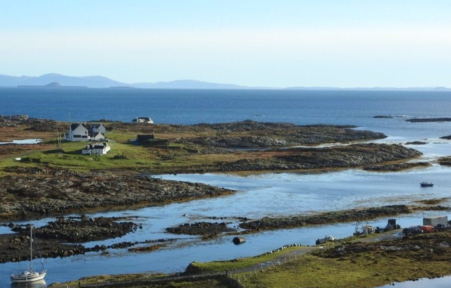 Scotland's wild west coast
