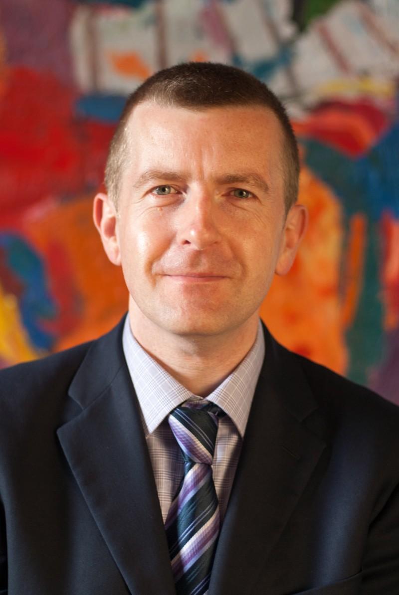 photo of Peter Ewart